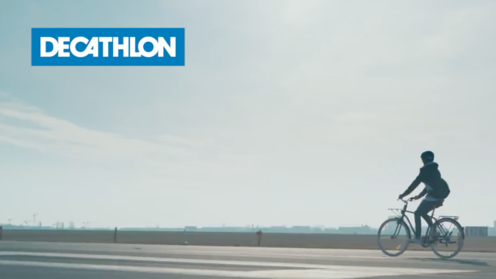 Decathlon – Bike - 2018 -  Commercial