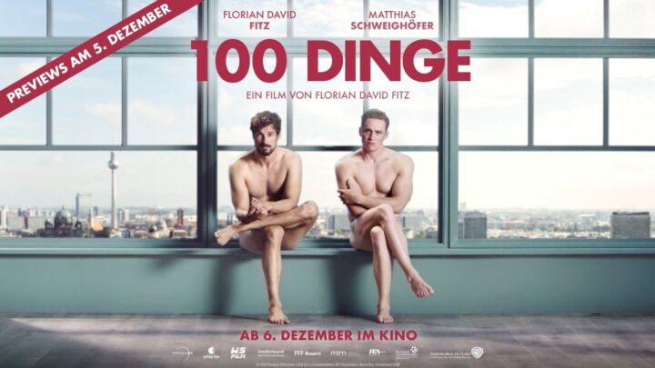 100 Dinge - 2018 -  Feature Film