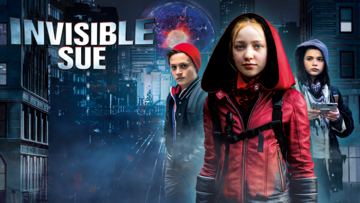 Invisible Sue - 2019 -  Feature Film
